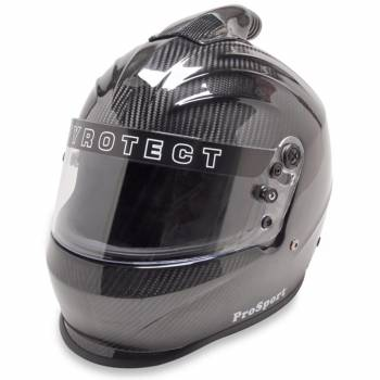 Pyrotect ProSport Carbon Fiber Top Forced Air Helmet