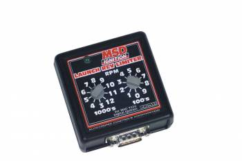MSD - MSD Manual RPM Launch Control