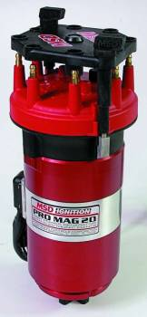 MSD - MSD Pro Mag Generator Band Clamp For Generator (81392)