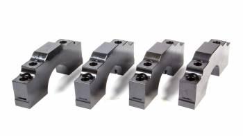Pro-Gram Engineering - Pro Gram Engineering Billet Steel Main Bearing Caps - BB Chevy 4-Bolt Center Caps