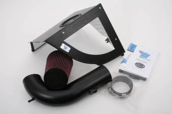 Cold Air Inductions - Cold Air Inductions Chevrolet Camaro Cold Air Intake System - Textured-Black