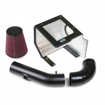 Cold Air Inductions - Cold Air Inductions GM Fullsize Truck and Select Fullsize SUVs Cold Air Intake - Textured-Black