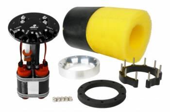 Aeromotive - Aeromotive Phantom Dual Stealth 340 Fuel Pump System