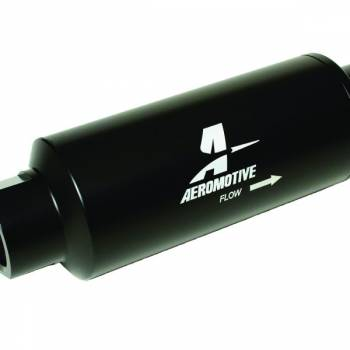 Aeromotive - Aeromotive #12-ORB Fuel Filter Inline - 10 Mircon