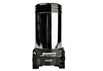 Aeromotive - Aeromotive A3000 Carbureted Fuel System Kit (No Filter) - Drag Race