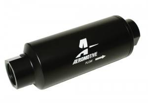 Aeromotive - Aeromotive -12an Inline Fuel Filter - Marine
