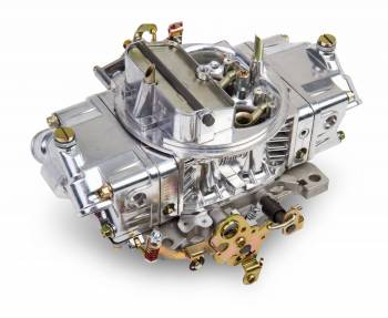 Holley Performance Products - Holley 650CFM Aluminum Double Pumper Carburetor