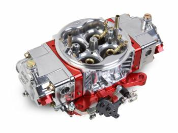 Holley Performance Products - Holley 850CFM Ultra XP Carburetor - Red Anodize/Polished