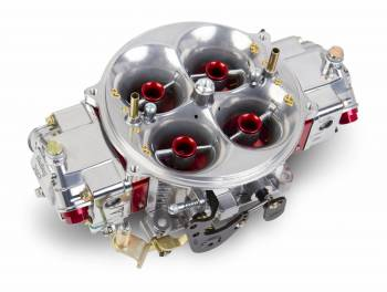 Holley Performance Products - Holley 1350 CFM Gen 3 Ultra Dominator Carburetor - Red/Silver