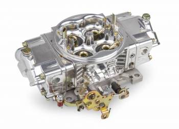 Holley Performance Products - Holley 750 CFM Aluminum Street HP Carburetor - Mechanical Secondary