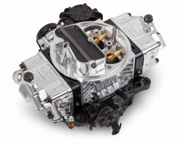 Holley Performance Products - Holley 870 CFM Ultra Street Avenger Carburetor w/Black Billet