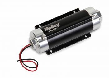 Holley Performance Products - Holley 80 GPH HP In-line Fuel Pump