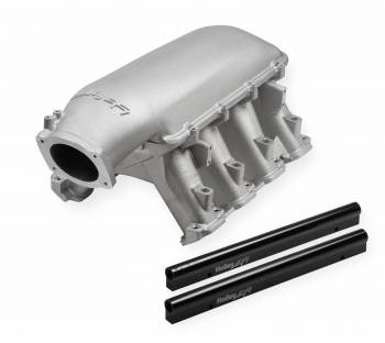 Holley Performance Products - Holley Hi-Ram Intake Manifold - 105mm TB - GM LT1 w/EFI Port Provisions