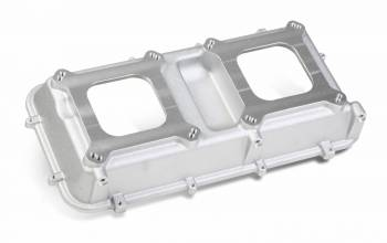 Holley Performance Products - Holley Hi-Ram Manifold Top - 2 X 4150 Carbs Top