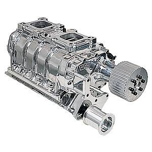 Weiand - Weiand 6-71 Supercharger Kit - Polished
