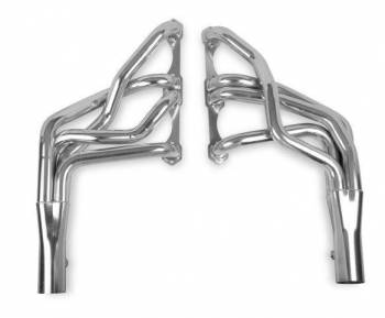 Hooker Headers - Hooker Long Tube Headers - Silver Ceramic Coated - 67-69 Camaro 283-400, GM D-Port - 1-3/4""