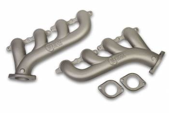 Hooker Headers - Hooker Exhaust Manifolds - GM LS (except LS7/LS9) - Titanium Ceramic Finish