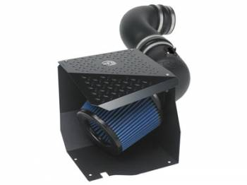aFe Power - aFe Power Magnum FORCE Stage-2 Pro 5R Cold Air Intake System - GM Diesel 06-07 6.6L LLY/LBZ