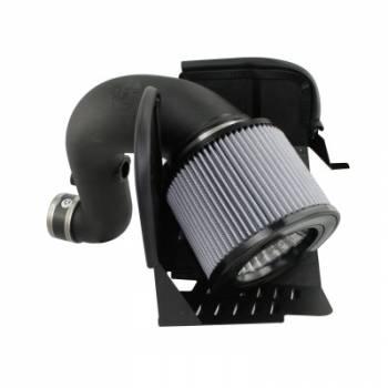 aFe Power - aFe Power Magnum FORCE Stage-2 Pro DRY S Cold Air Intake System - Dodge Diesel 03-09 5.9/6.7L