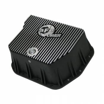 aFe Power - aFe Power Transmission Pan Cover (Machined) - Dodge Diesel 94-07 5.9L