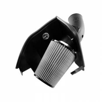 aFe Power - aFe Power Magnum FORCE Stage-2 Pro DRY S Cold Air Intake System - Ford Diesel 03-07 V8-6.0L