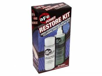 aFe Power - aFe Power Magnum FLOW Restore Kit - Blue Oil & Cleaner - 6.5 oz.