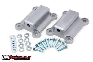 UMI Performance - UMI Performance 1998-2002 GM F-Body LSX Solid Aluminum Engine Mounts