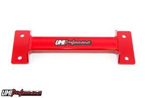 UMI Performance - UMI Performance 2010-2013 Camaro Drive Shaft Tunnel Brace - Red