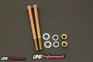 UMI Performance - UMI Performance 1982-2002 GM F-Body Rear Torque Arm Hardware Kit
