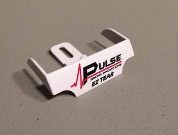 Pulse Racing Innovations - Pulse EZ Tear Tearoff Ramp - White