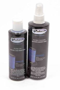 Volant Performance - Filter Recharge Kit Blue - Pro 5 Filters