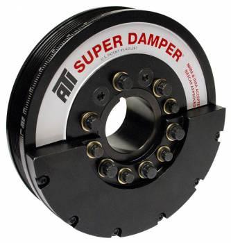 ATI Products - Ati Performance GM Duramax 7in Steel Harmonic Damper - SFI