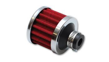 Vibrant Performance - Vibrant Performance Crankcase Breather Filte r W/ Chrome Cap - 1In (2
