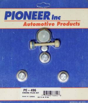 Pioneer Automotive Products - Pioneer Chevy LS Freeze Plug Kit