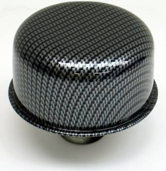 Proform Performance Parts - Proform Push-In Air Breather Cap - Carbon-Style