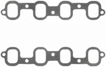 Fel-Pro Performance Gaskets - Fel-Pro SB2 Intake Gasket 1.52in x 2.065in .120in Thick