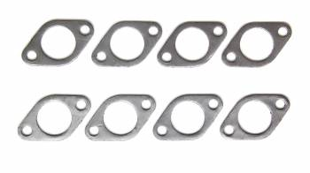 Remflex Exhaust Gaskets - Remflex Exhaust Gaskets Exhaust Gasket Ford V8 L Head 221/239 39-53