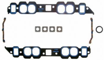 Fel-Pro Performance Gaskets - Fel-Pro Intake Gasket Set - BBC w/Steel Core