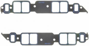 Fel-Pro Performance Gaskets - Fel-Pro BBC Intake Gasket w/ Steel Core