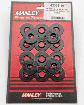 Manley Performance - Manley 1.650 Spring Cups