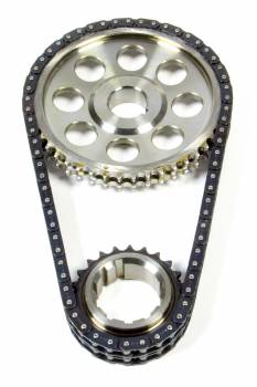JP Performance - Jp Performance SBM Billet Double Roller Timing Set