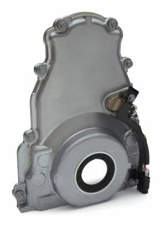 GM Performance Parts - Gm Performance Parts Front Timing Cover LS2/LS3 w/Cam Sensor