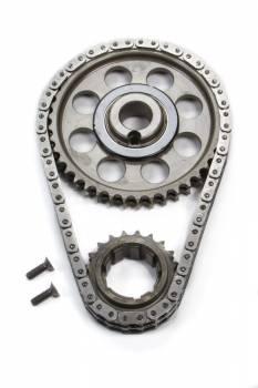 Rollmaster - Rollmaster-Romac SBF EFI Billet Roller Timing Set w/Torr. Brg