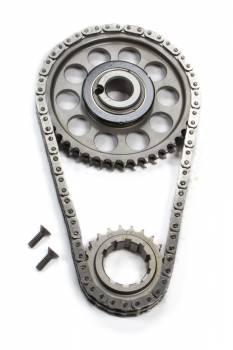 ROLLMASTER-ROMAC - Rollmaster-Romac BBF Billet Roller Timing Set w/Torr. Bearing