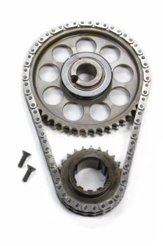 ROLLMASTER-ROMAC - Rollmaster-Romac SBF Boss Billet Roller Timing Set w/Torr. Brg
