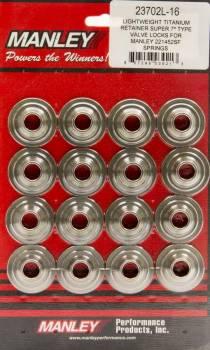 Manley Performance - Manley Super 7 Titanium Valve Spring Retainers