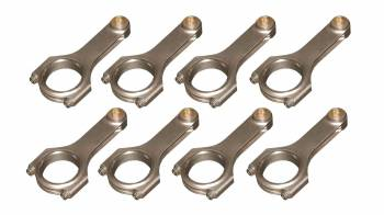 Eagle Specialty Products - Eagle SBC 4340 Forged H-Beam Rods 5.700