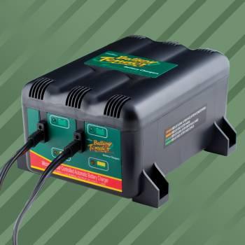 Battery Tender - Battery Tender 2 Bank Battery Tender Plus