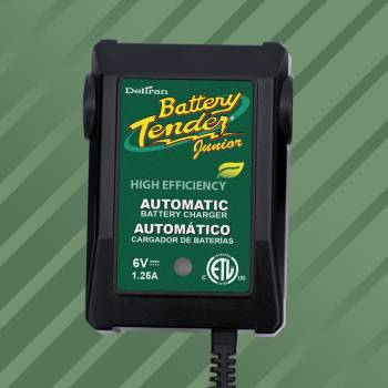 Battery Tender - Battery Tender 6V Battery Tender JR