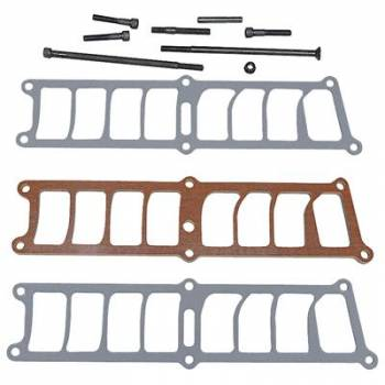 Trick Flow - Trick Flow EFI 3/8 Heat Spacer Kit Ford 5.0L w/Holley Manif